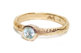 Ancient Promise Solitaire Ring