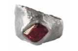 Custom Ruby Ring