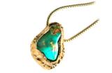 Custom Turquoise Necklace