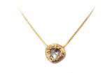 Rough Diamond Necklace