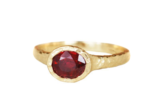 Ruby Sunset Ring