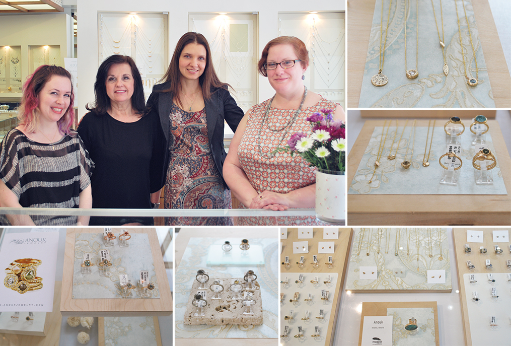 Anat Kaplan Jewelry Designer at Magpie