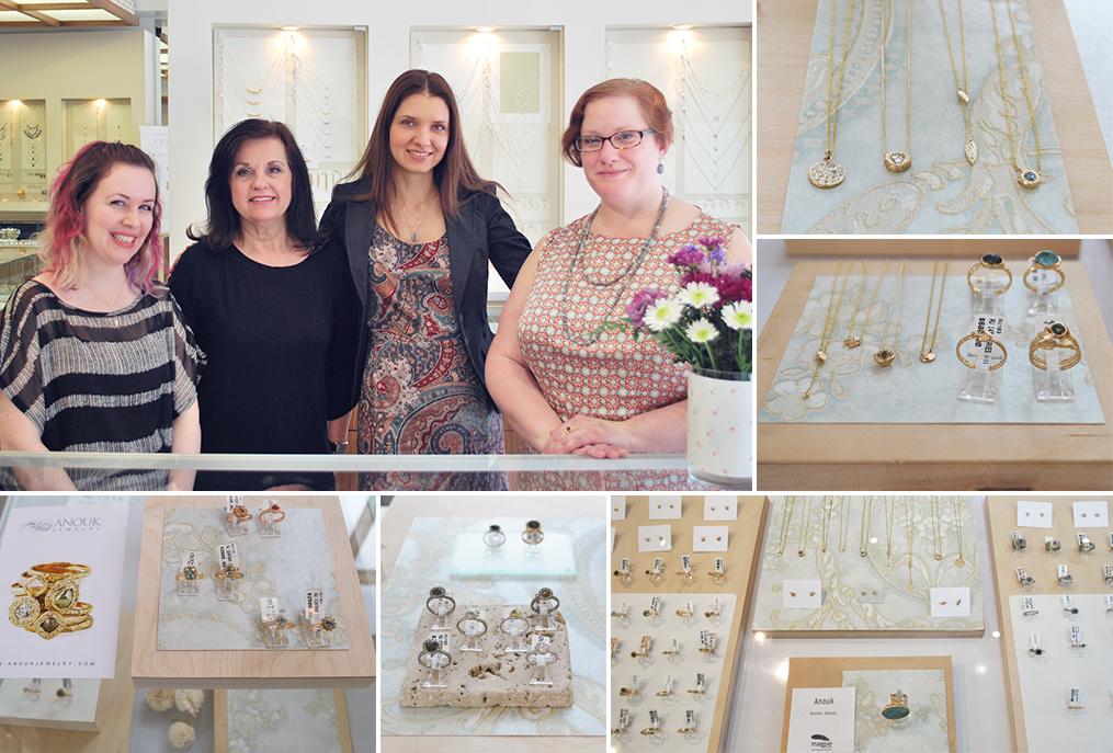 Anat Kaplan Jewelry Designer at Magpie