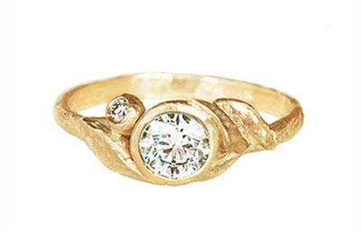 unique engagement ring toronto canada
