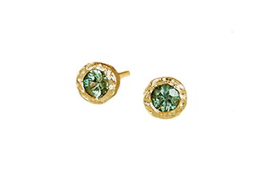 sapphire earrings by Anouk Jewelry