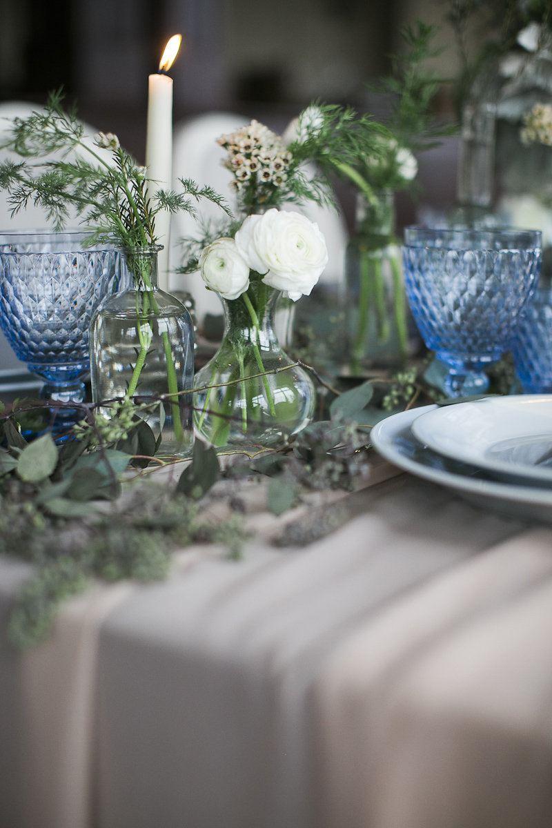Anouk Jewelry Vintage Blue Sapphire Halo inspiration