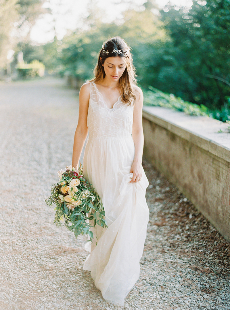 Nature Bride Inspiration