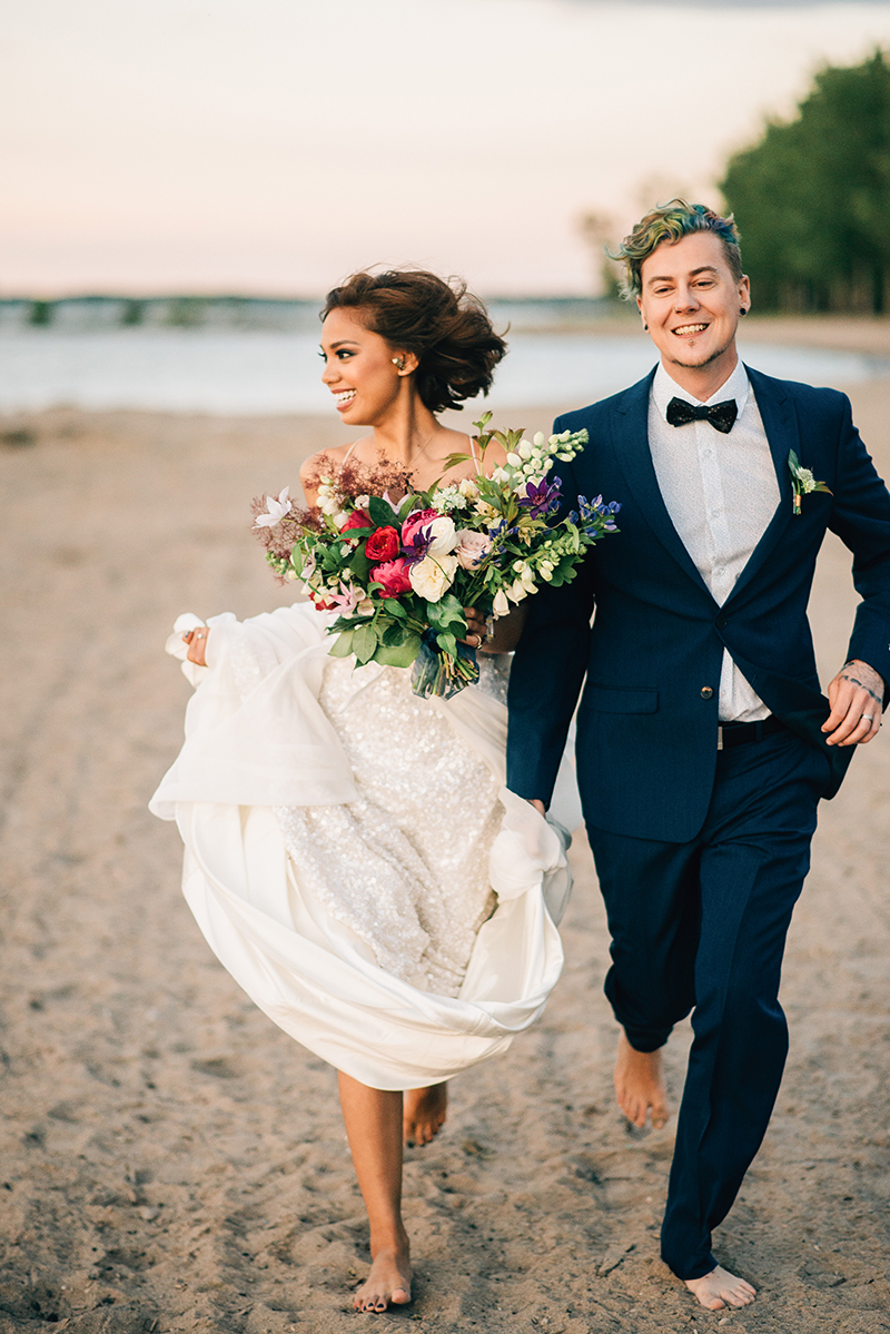 alternative bride inspiration Toronto