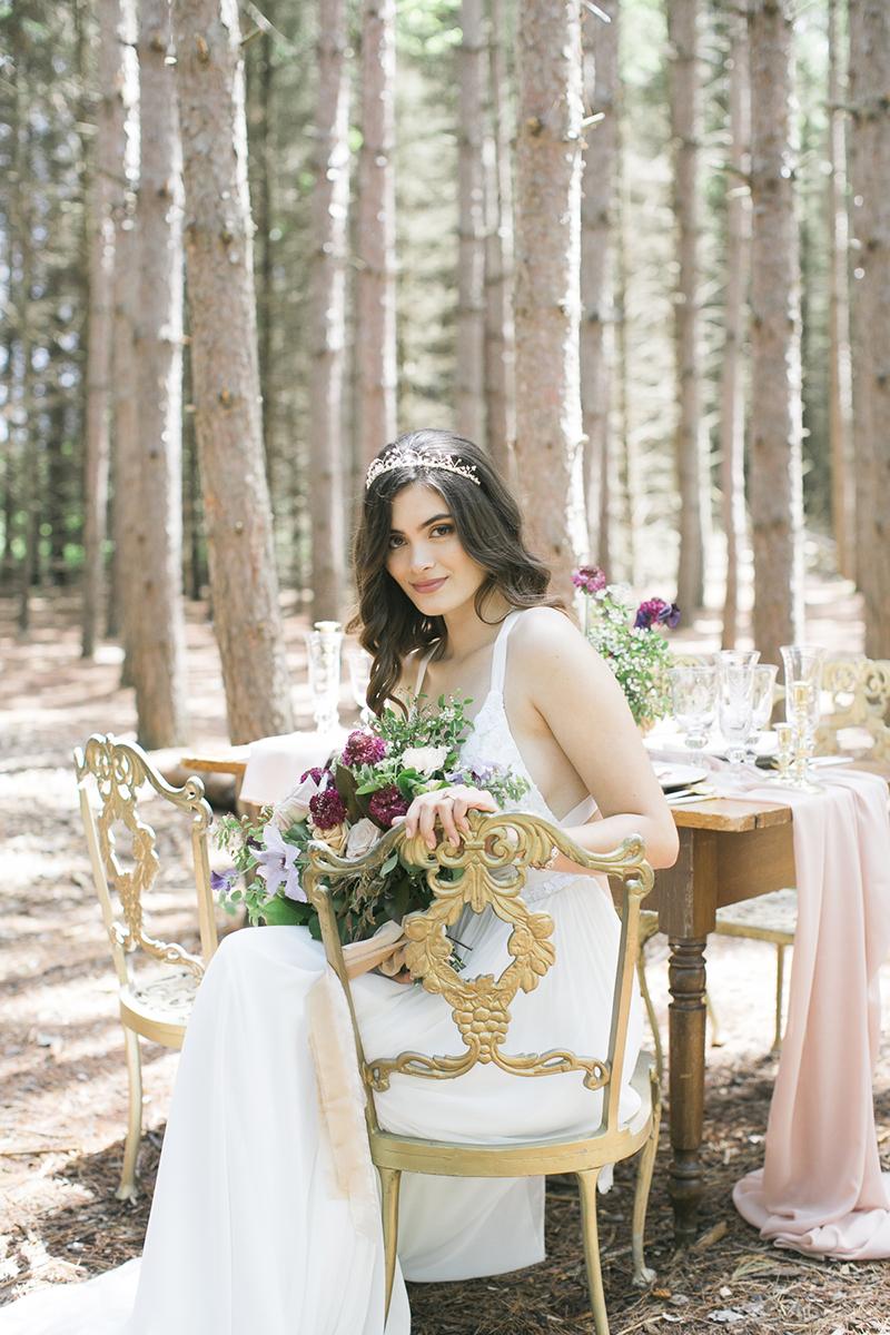 style inspiration, boho bride
