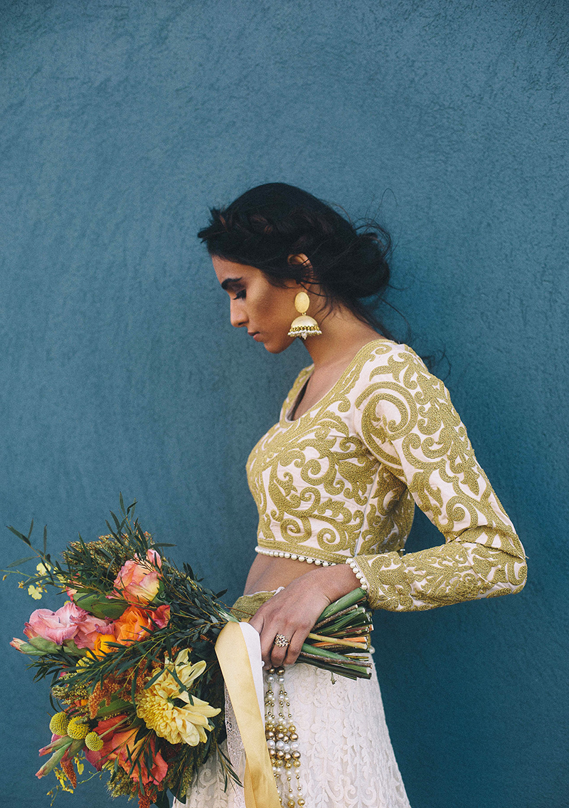 Indian wedding style inspiration