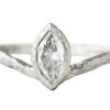 marquise diamond ring made in Toronto