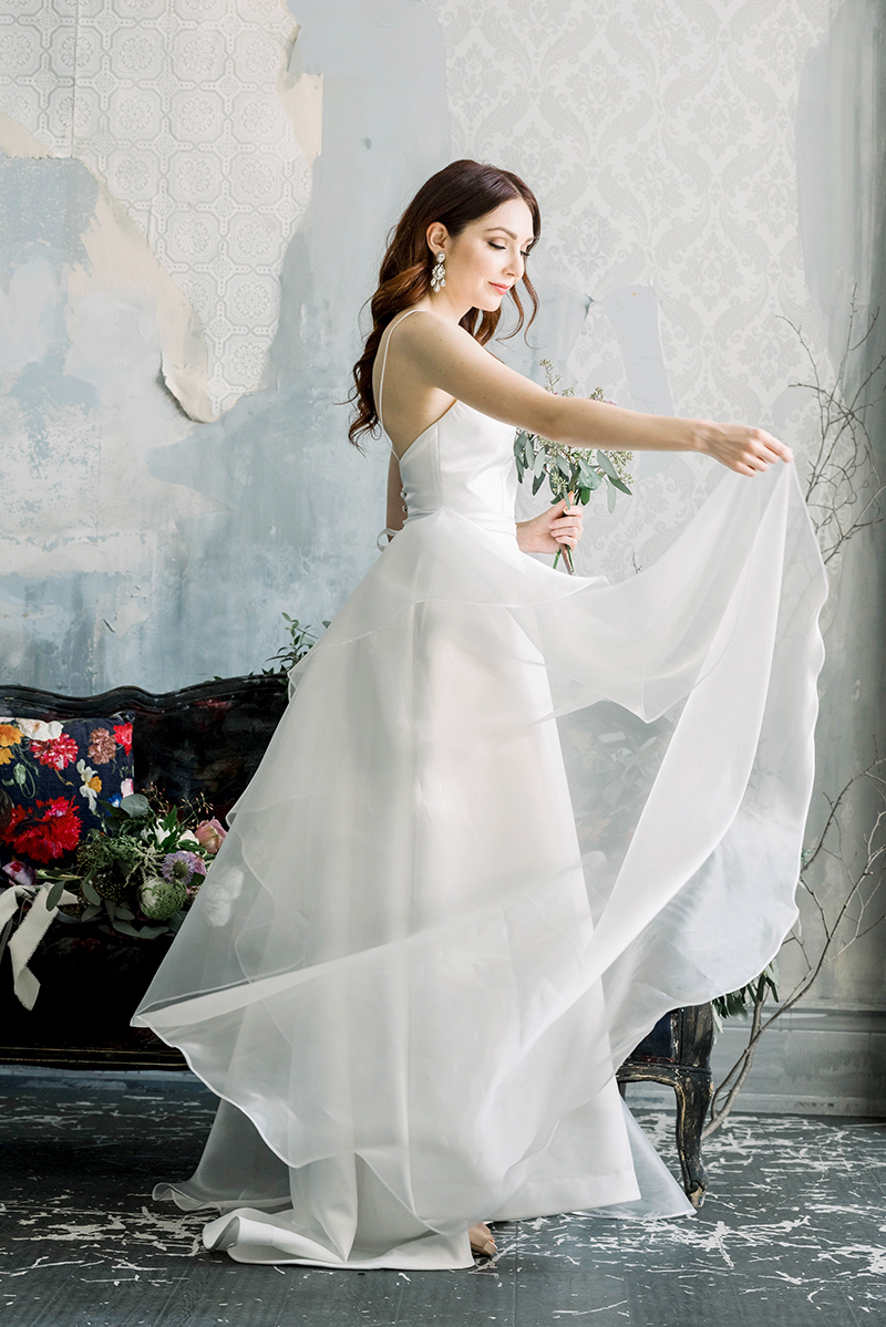 Bride Style from Toronto, Canada
