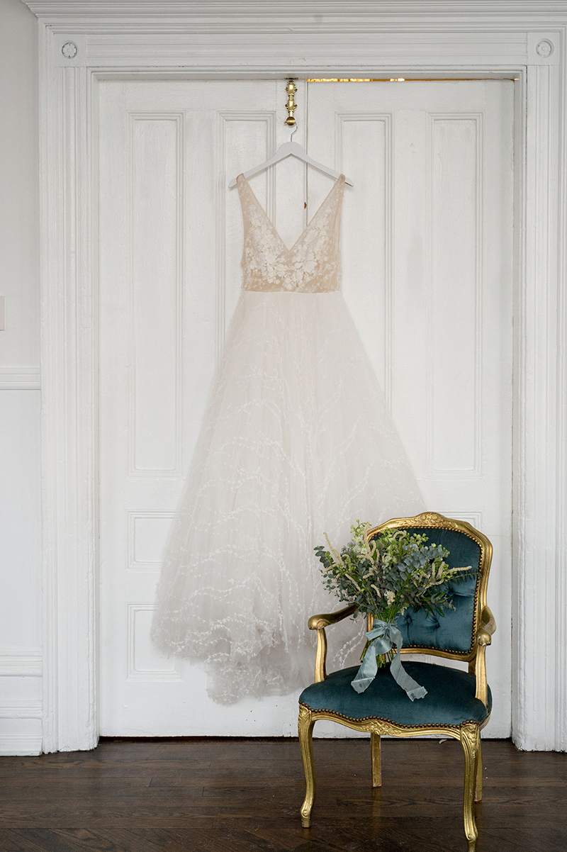 Wedding dress style inspiration from Canada