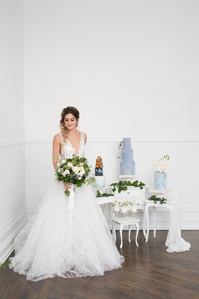 Wedding style inspiration in Canada