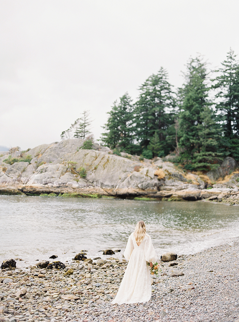 wedding inspiration west coast canada
