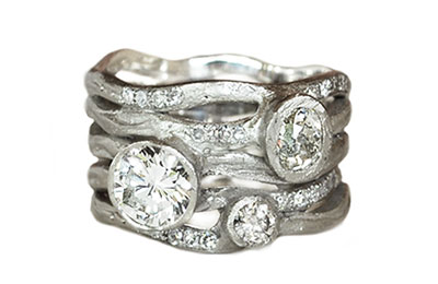 custom family ring anouk jewelry